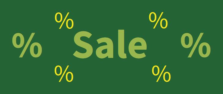 Anzeigebild Sale