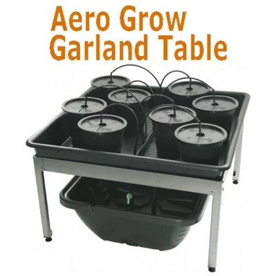 Aero Grow Garland Table