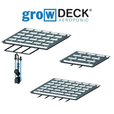 GrowDECK - AEROPONIC