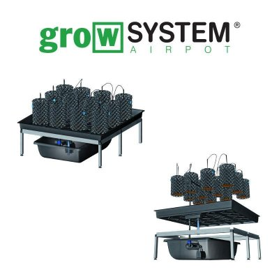 GrowSYSTEM - AIRPOT