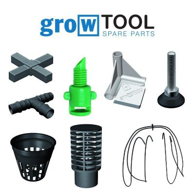 GrowTOOL - SPARE PARTS