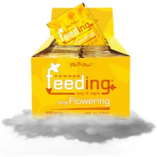 Powder Feeding long flowering 50x10g