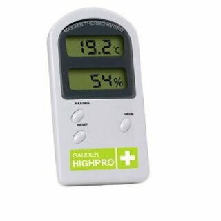 Garden HighPro Hygrometer/Thermometer Basic