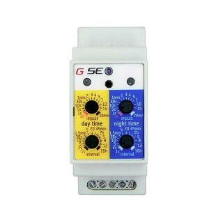 GSE Watertimer 2A mit Sekunden PS